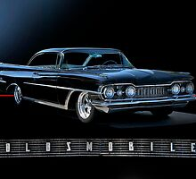 1959 Oldsmobile Custom with Logo by DaveKoontz