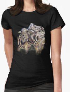 Zebras: Afternoon Waltz T-Shirt