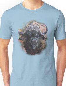 African Cape Buffalo: Boss Unisex T-Shirt