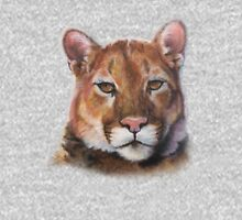 Cougar: Ghostwalker Long Sleeve T-Shirt