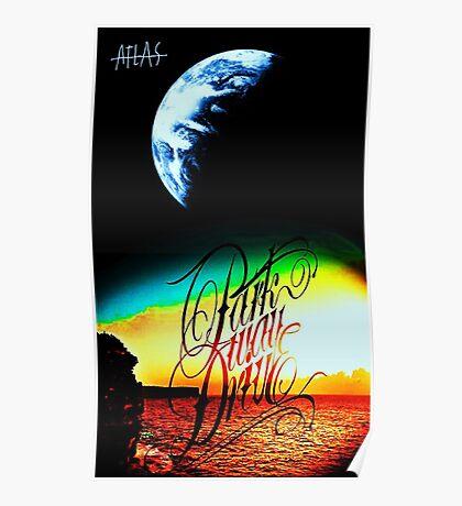 Parkway Drive Atlas Artwork Poster