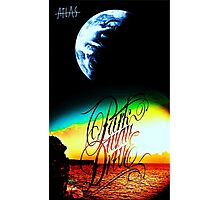 Parkway Drive Atlas Artwork Photographic Print