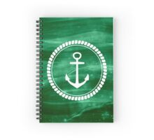 Magical Sea Anchor 5 Spiral Notebook