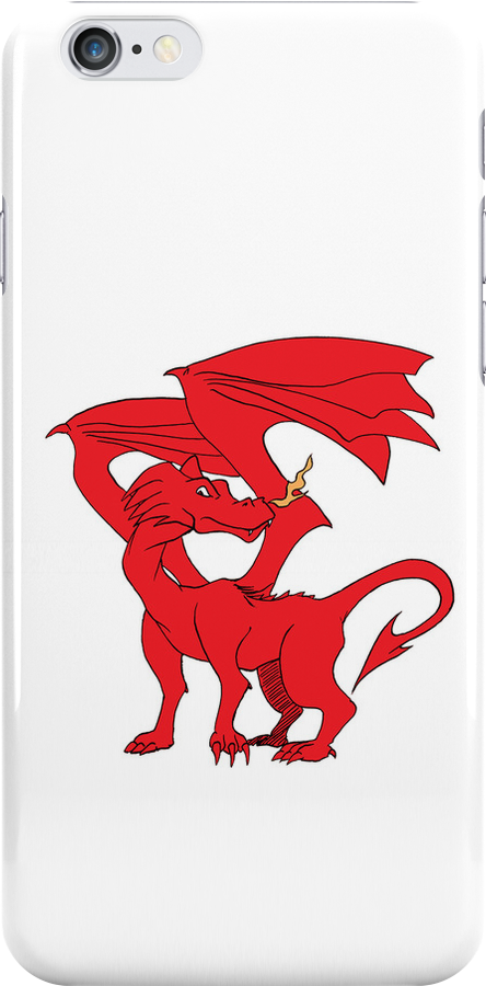 Red Dragon by Colin Wells