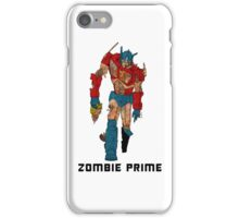 Zombie Prime iPhone Case/Skin