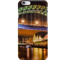 Night Tyne iPhone Case/Skin