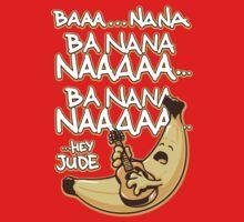 Banana McCartney One Piece - Short Sleeve
