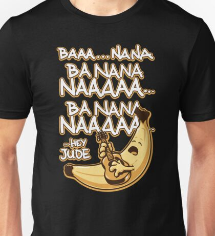Banana McCartney Unisex T-Shirt