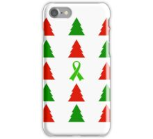 O' Christmas Tree! (Lyme Awareness)  iPhone Case/Skin