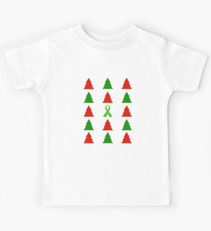 O' Christmas Tree! (Lyme Awareness)  Kids Tee