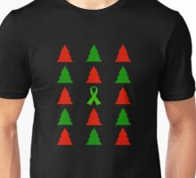 O' Christmas Tree! (Lyme Awareness)  Unisex T-Shirt