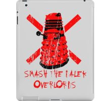 Dalek Overlords iPad Case/Skin