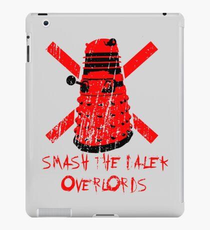 Dalek Overlords iPad Case/Skin