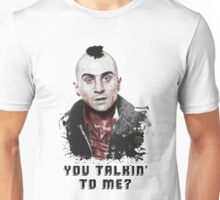 Travis Bickle - You Talkin' To Me? Unisex T-Shirt