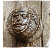 Doorknob York St Eltham 19680500 0004  Poster