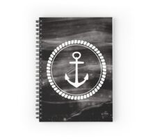 Magical Sea Anchor 6 Spiral Notebook