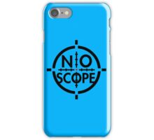 No Scope iPhone Case/Skin