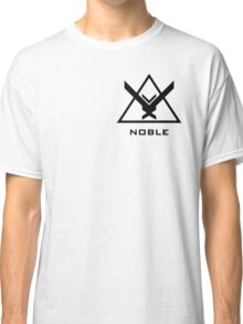 Halo: Reach - NOBLE Insignia (Black) Classic T-Shirt
