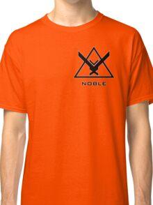 Halo: Reach - NOBLE Insignia (Black) Classic T-Shirt