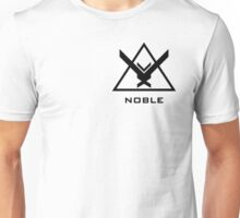Halo: Reach - NOBLE Insignia (Black) Unisex T-Shirt