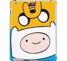 Finn and Jake Squ'ed iPad Case/Skin