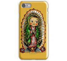 Kewpie Guadalupano iPhone Case/Skin