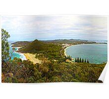 Port Stephens Panorama Poster