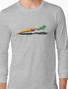 3 carrots Long Sleeve T-Shirt