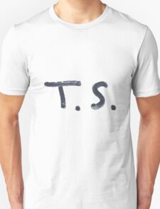 Taylor Swift Signature: T.S. T-Shirt