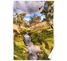 Water Source - Somewhere near Oberon NSW Australia - The HDR Experience Poster