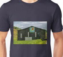 Kentucky Barn Quilt - Flower of Friendship Unisex T-Shirt