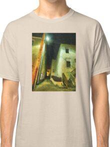 Night Alleyway Classic T-Shirt