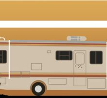 Breaking Bad RV Tshirt Sticker