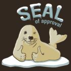 Seal of approval by GrizzlyGaz