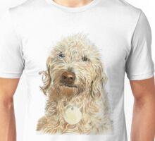 Cream Labradoodle Unisex T-Shirt