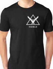 Halo: Reach - NOBLE Insignia (White) Unisex T-Shirt