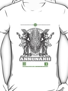 ANNUNAKII - DEC 2012 - OFFICIAL MERCH T-Shirt