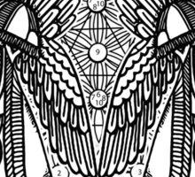 ANNUNAKII - DEC 2012 - OFFICIAL MERCH Sticker