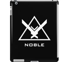 Halo: Reach - NOBLE Insignia (White) iPad Case/Skin