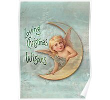 Loving Angel Wishes Poster