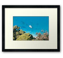Lefkada Greece Framed Print