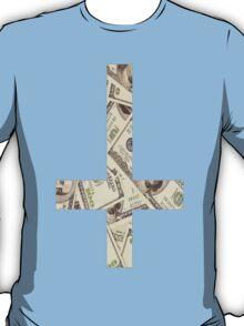 Anticross Money. T-Shirt