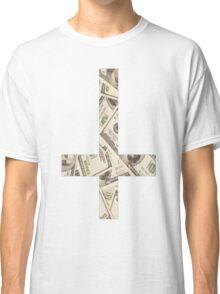 Anticross Money. Classic T-Shirt