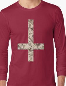 Anticross Money. Long Sleeve T-Shirt