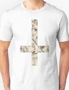 Anticross Money. Unisex T-Shirt