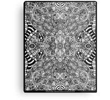 Structural Destruction (posters, prints and iphone cover) Metal Print