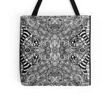 Structural Destruction (posters, prints and iphone cover) Tote Bag