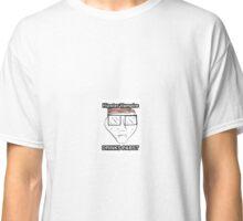 Hipster Vampire Classic T-Shirt