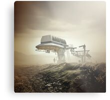 Reinventing the Escape Metal Print