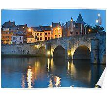Pont de Jambes Poster